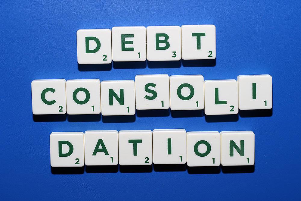 Consolidating your debt bad credit