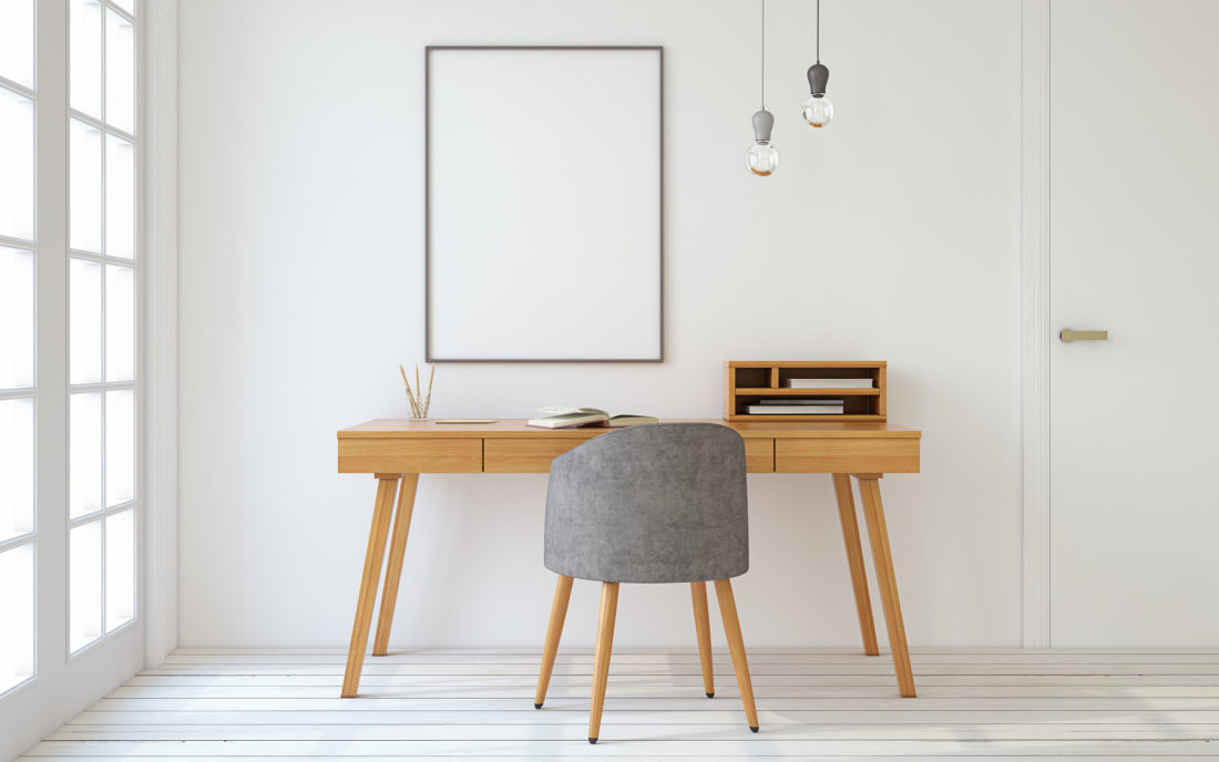 How to Design a Custom Home Office That Inspires Creativity and ...